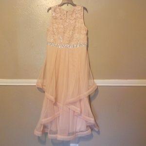 Gorgeous Ruffled Formal Dress
